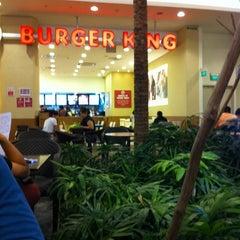 Photo taken at Burger King by Amsyari on 5/15/2012