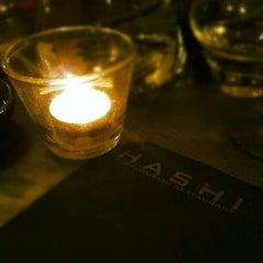 Photo taken at Hashi by Massimiliano C. on 5/18/2012