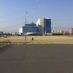 Photo taken at СурГУ by Масюша Д. on 4/23/2012