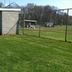 Photo taken at Bassett Park by Kelly C. on 4/15/2012