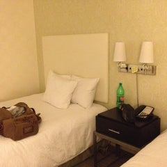 Photo taken at Hampton Inn and Suites Chicago by Lyric on 8/19/2012