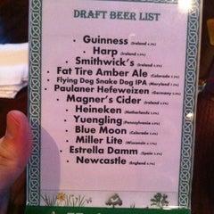 Photo taken at Irish Channel Restaurant & Pub by John S. on 3/23/2012