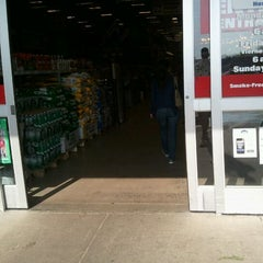 Photo taken at Lowe's Home Improvement by Russell D. on 3/29/2012