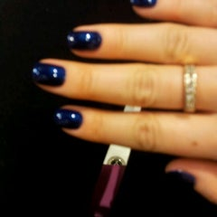 Photo taken at Express Nails by Alena S. on 3/3/2012