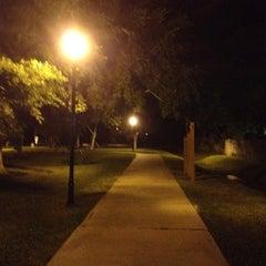 Photo taken at McNair Memorial Park by John E. on 4/3/2012