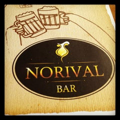 Photo taken at Norival Bar by Patricia T. on 7/7/2012