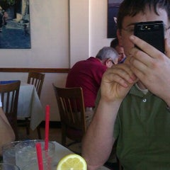 Photo taken at Christos by Kayla W. on 4/18/2012