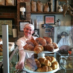 Photo taken at Charlotte Patisserie by Charles N. on 7/30/2012