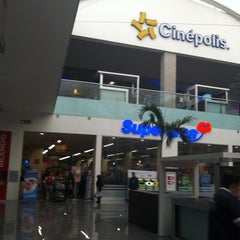 Photo taken at Superama Portal Churubusco by Liliana P. on 6/23/2012