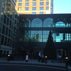 Photo taken at City Center at White Plains by Eugene L. on 3/14/2012