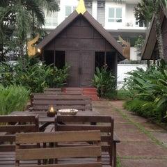 Photo taken at Rama V Fine Thai Restaurant by Nad N. on 5/21/2012