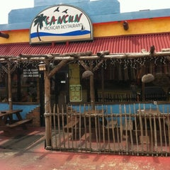 Photo taken at Cancun Mexican Restaurant by Josh G. on 7/29/2012