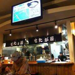Photo taken at Ramen Setagaya by Atsushi H. on 4/9/2012