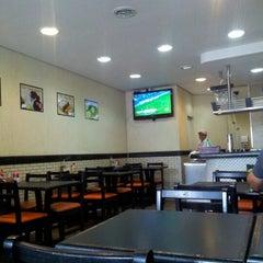 Photo taken at Stillus Burger by Richard M. on 8/22/2012