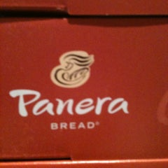 Photo taken at Panera Bread by Jessi on 6/25/2012