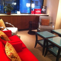 Photo taken at Fifty NYC-an Affinia Hotel by Joe D. on 3/8/2012
