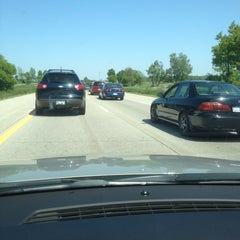 Photo taken at I-96 by Nate H. on 5/19/2012