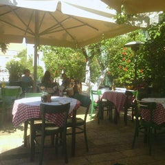 Photo taken at Bellini (בליני) by Angelika V. on 6/12/2012