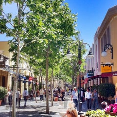 Photo taken at Las Rozas Village: Chic Outlet Shopping by Jose Manuel R. on 5/15/2012