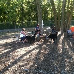 Photo taken at Windsor Heights Dog Park by Sarah U. on 9/9/2012
