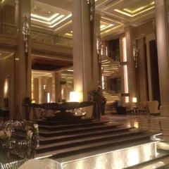Photo taken at Siam Kempinski Hotel Bangkok by sesajoon on 6/19/2012