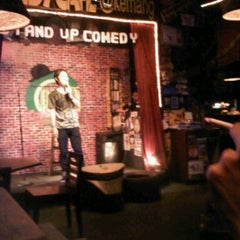 Photo taken at Comedy Cafe by buce p. on 6/14/2012