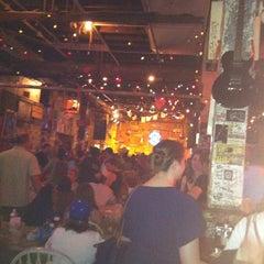 Photo taken at Ground Zero Blues Club by Ben M. on 4/15/2012