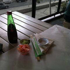 Photo taken at Active Sushi by Randolph M. on 3/27/2012