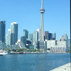 Photo taken at Billy Bishop Toronto City Airport Ferry by Jeff B. on 5/15/2012