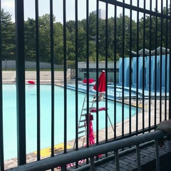 Photo taken at Central Park - The Pool by Yazzy D. on 7/1/2012