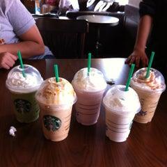Photo taken at Starbucks by Catrina M. on 3/15/2012