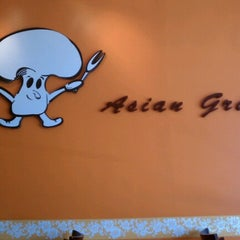 Photo taken at Asian Grill by SMC f. on 6/27/2012