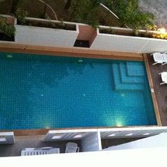 Photo taken at Mandawee Resort And Spa Krabi by SUPER T. on 5/21/2012