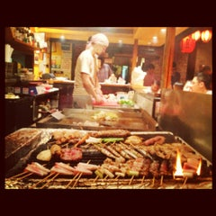 Photo taken at Village Yokocho by Henry on 8/19/2012