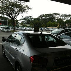 Photo taken at Bukit Batok Driving Centre (BBDC) by Xiao Yun C. on 2/29/2012