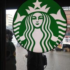 Photo taken at Starbucks by Biggz on 3/31/2012