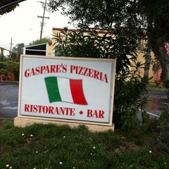 Photo taken at Gaspare's Pizzeria by MarinVacation.com R. on 2/10/2012