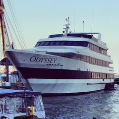 Photo taken at Odyssey Cruises by Mark D. on 6/29/2012