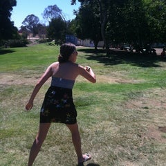 Photo taken at Morley Field Disc Golf Course by Will H. on 6/23/2012