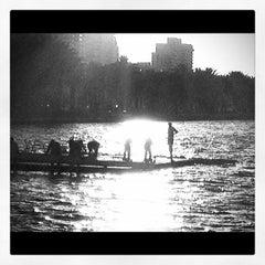 Photo taken at Swan River by Jason R. on 2/26/2012