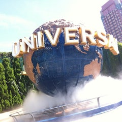 Photo taken at ユニバーサル・スタジオ・ジャパン (Universal Studios Japan / USJ) by Rossi V. on 8/25/2012