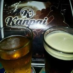Photo taken at Kanpai Bar & Grill by Joan P. on 6/17/2012