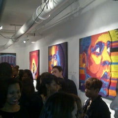 Photo taken at Frontrunner Gallery by Marcus A. on 2/24/2012