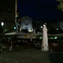 Photo taken at Café - Bar Carabela by Pepe L. on 8/13/2012