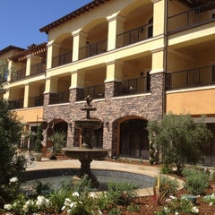 Photo taken at The Meritage Resort and Spa by Andrew B. on 5/19/2012