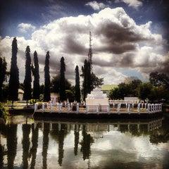 Photo taken at Putroe Phang Park by Dinda M. on 5/2/2012