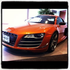 Photo taken at Audi Canada by Cavin B. on 2/24/2012