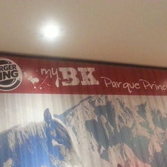 Photo taken at Burger King by Helena T. on 9/10/2012