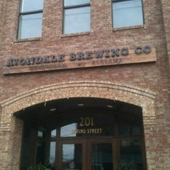 Photo taken at Avondale Brewing Company by Emily D. on 2/4/2012