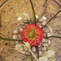Photo taken at Nurture Spa & Salon by Laura W. on 7/17/2012